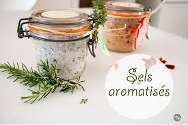 SELS AROMATISES