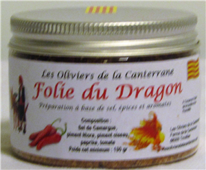 Sel Folie du dragon 130gr