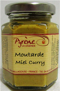 Moutarde miel/curry