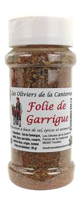 Sel Folie de Garrigue 80gr