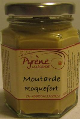 Moutarde roquefort