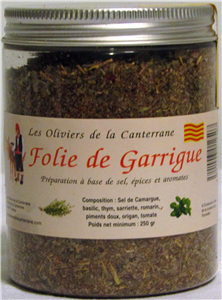 Sel Folie de Garrigue 250gr