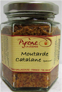 Moutarde catalane 200gr