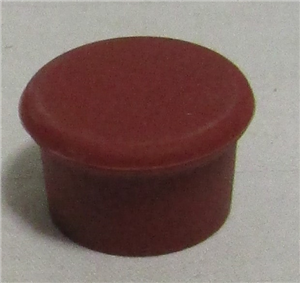 Bouchon silicone rouge