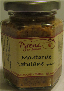 Moutarde catalane 110gr