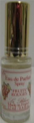 Eau de parfum fruits rouges 12ml