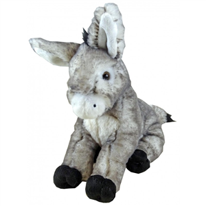 Peluche âne Groscalin GM