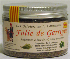 Sel Folie de Garrigue 130gr