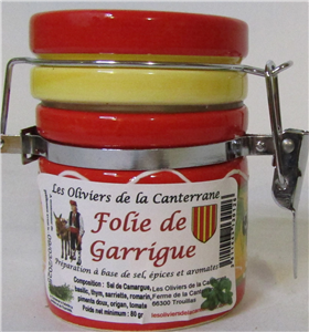 céramique Folie de Garrigue 60gr
