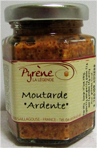 Moutarde ardente