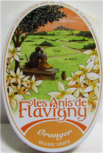 Anis Flavigny orange bt métal