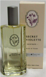 Eau de toilette secret de violette100ml