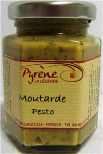 Moutarde au Pesto